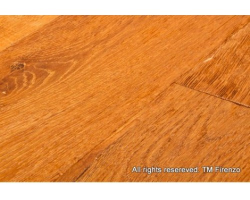 Масивна дубова дошка Wood Floor Massive Vintage VN903R Gold Palace, 20х200 мм.