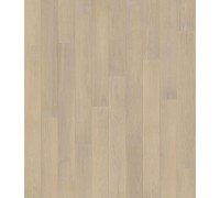 Паркетна дошка KARELIA OAK SOFT WHITE MATT 3S